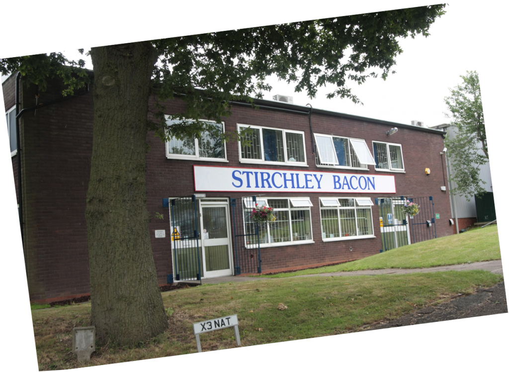 Stirchley History