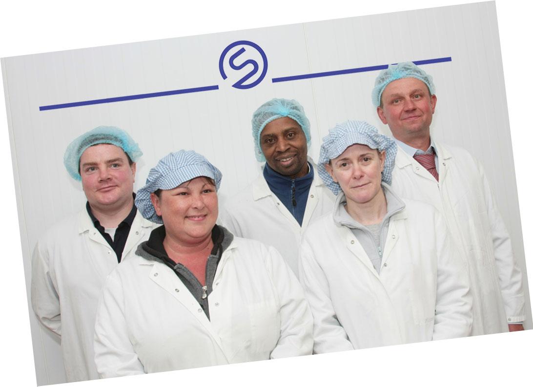 Stirchley Bacon staff