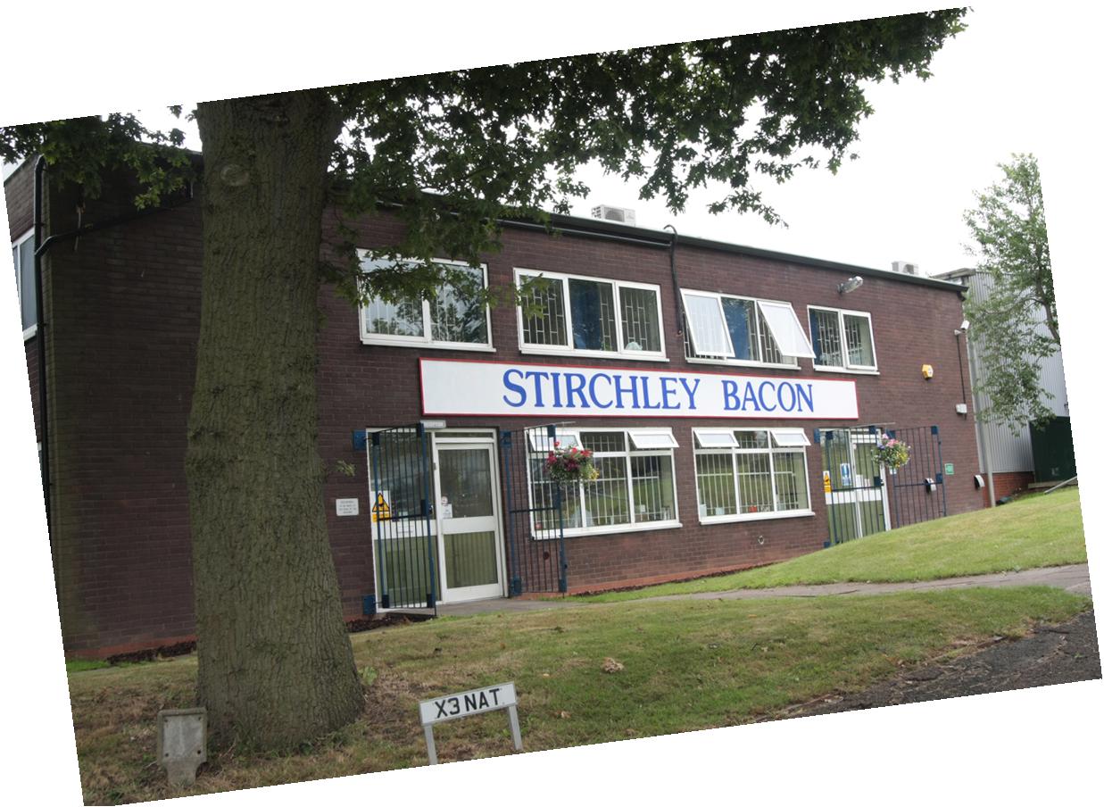 Stirchley History